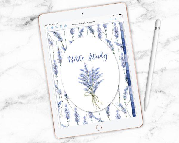 Bible Study Notebooks